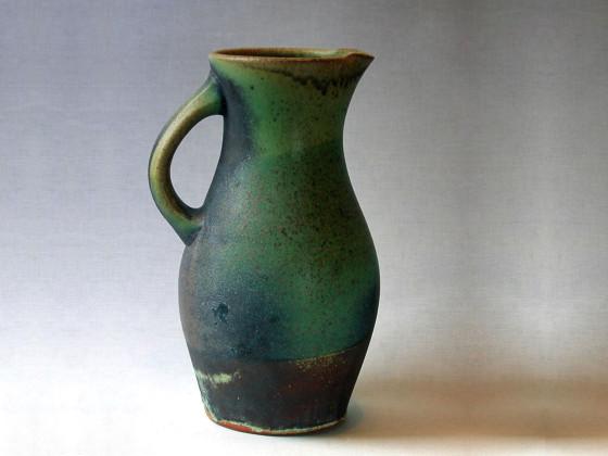 Stor grønn mugge 1995